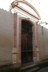 Porte de la Tourasse.